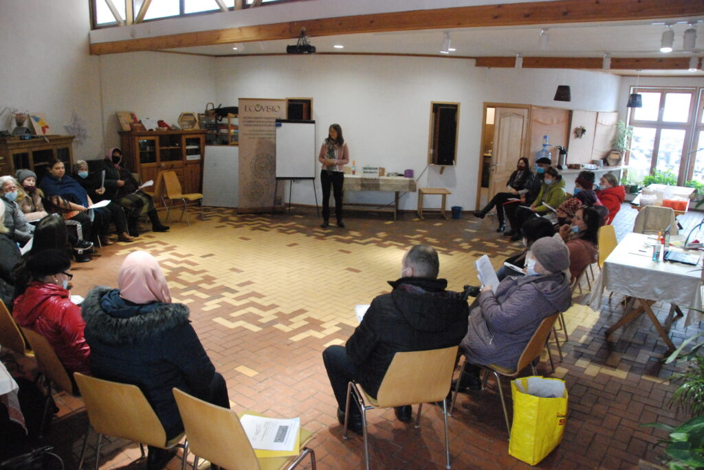 Step 0 gathering in Moldova - EcoVillage Center, district Criuleni, Village Rîșcova (4/2/21)